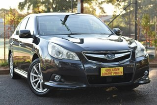 2011 Subaru Liberty B5 MY11 2.5i Lineartronic AWD Grey 6 Speed Constant Variable Sedan.
