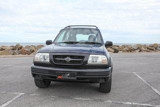 2000 Suzuki Grand Vitara SQ625 Type2 Special Edition Blue 4 Speed Automatic Wagon.