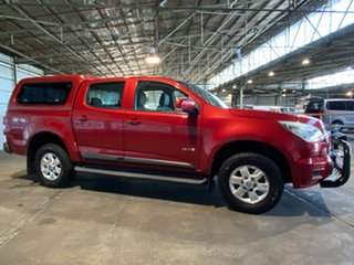 2012 Holden Colorado RG MY13 LT Crew Cab 6 Speed Sports Automatic Utility.
