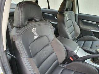 2007 Ford Performance Vehicles GT BF Mk II Cobra White 6 Speed Manual Sedan