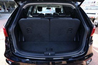 2015 Hyundai Santa Fe DM Series II (DM3) Elite CRDi (4x4) Black 6 Speed Automatic Wagon