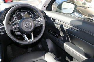 2021 Mazda CX-5 KF4WLA GT SKYACTIV-Drive i-ACTIV AWD Snowflake White Pearl 6 Speed Sports Automatic