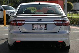2015 Ford Falcon FG X XR6 Turbo Silver 6 Speed Sports Automatic Sedan