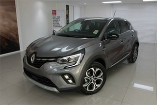 2021 Renault Captur JB Intens Oyster Grey 7 Speed Sports Automatic Dual Clutch Hatchback.