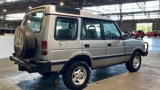 1996 Land Rover Discovery TDI Silver 5 Speed Manual Wagon