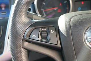 2013 Holden Cruze JH Series II MY13 CD Red 6 Speed Sports Automatic Sedan