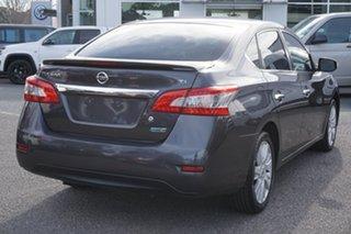 2013 Nissan Pulsar B17 TI Grey 1 Speed Constant Variable Sedan