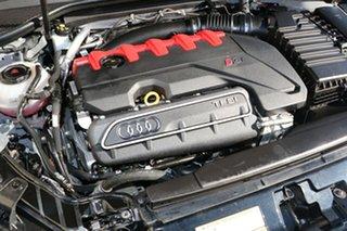 2017 Audi RS 3 8V MY18 Sportback S Tronic Quattro Nardo Grey 7 Speed Sports Automatic Dual Clutch
