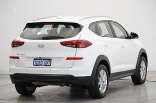 2018 Hyundai Tucson TL3 MY19 Active X 2WD Pure White 6 Speed Manual Wagon