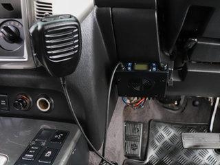 2015 Nissan Patrol GU Series 9 ST (4x4) White 4 Speed Automatic Wagon