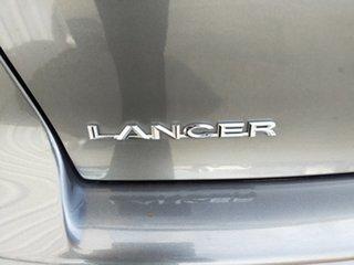 2011 Mitsubishi Lancer CJ MY11 SX 6 Speed Constant Variable Sedan