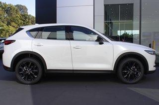 2021 Mazda CX-5 KF4WLA GT SKYACTIV-Drive i-ACTIV AWD SP Snowflake White Pearl 6 Speed.