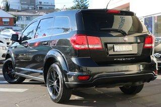 2014 Fiat Freemont JF Base Black 6 Speed Automatic Wagon.