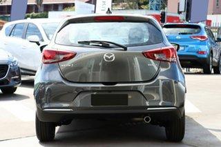 2021 Mazda 2 DJ2HAA G15 SKYACTIV-Drive GT Machine Grey 6 Speed Sports Automatic Hatchback