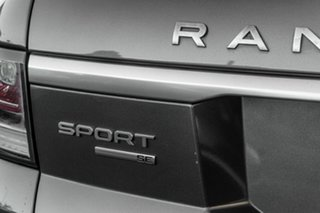 2013 Land Rover Range Rover Sport L494 MY14 SE Grey 8 Speed Sports Automatic Wagon