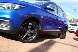 2018 MG ZS Essence Blue 6 Speed Automatic Wagon.
