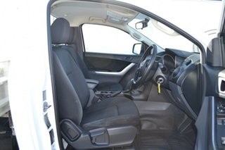 2016 Mazda BT-50 MY16 XT Hi-Rider (4x2) White 6 Speed Automatic Cab Chassis