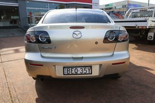 2007 Mazda 3 BK MY06 Upgrade Neo Gold 5 Speed Manual Sedan