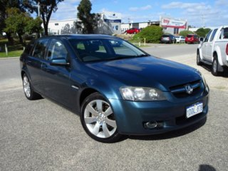 2009 Holden Commodore VE MY09.5 International Blue 4 Speed Automatic Sportswagon.