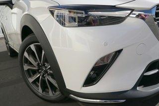2020 Mazda CX-3 DK2W7A Akari SKYACTIV-Drive FWD Snowflake White Pearl 6 Speed Sports Automatic Wagon.