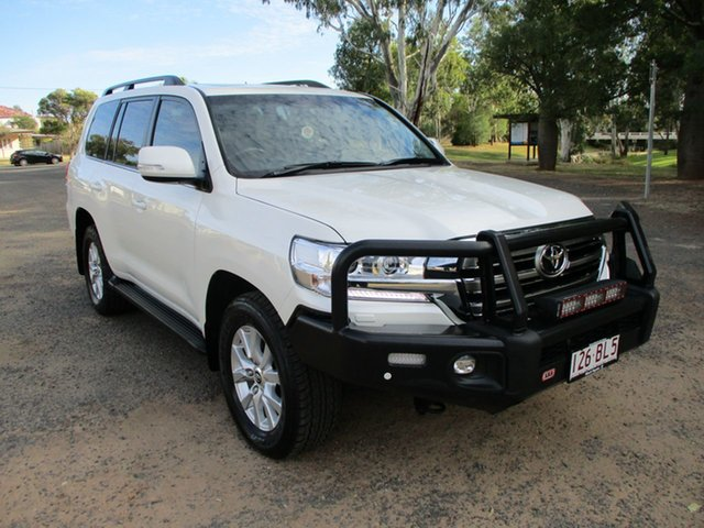 Pre-Owned Toyota Landcruiser Roma, Landcruiser Wagon VX 4.5L T Diesel Automatic 5450790 002