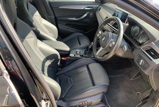 2019 BMW X2 F39 M35i Coupe Steptronic AWD Black Sapphire 8 Speed Sports Automatic Wagon
