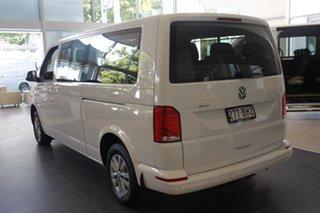 2021 Volkswagen Caravelle T6.1 MY21 TDI340 LWB DSG Trendline Candy White 7 Speed.