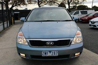 2013 Kia Grand Carnival VQ MY13 S Blue 6 Speed Sports Automatic Wagon.