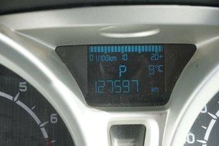 2014 Ford Ecosport BK Trend PwrShift Silver 6 Speed Sports Automatic Dual Clutch Wagon
