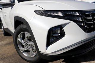 2021 Hyundai Tucson White Cream 6 Speed Automatic Wagon.