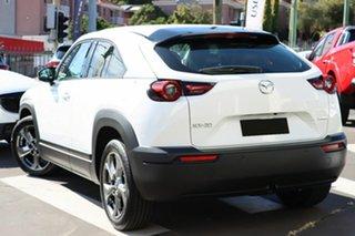 2021 Mazda MX-30 DR2W7A G20e SKYACTIV-Drive Astina Polymetal Grey 6 Speed Sports Automatic Wagon.