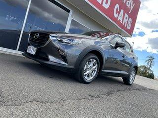 2020 Mazda CX-3 DK2W7A Maxx SKYACTIV-Drive FWD Sport Grey 6 Speed Sports Automatic Wagon.