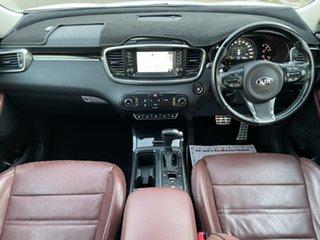 2017 Kia Sorento UM MY17 GT-Line AWD White 6 Speed Sports Automatic Wagon.