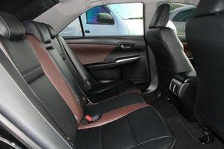 2017 Toyota Aurion GSV50R Sportivo Black 6 Speed Sports Automatic Sedan