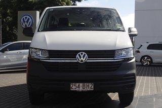 2021 Volkswagen Transporter T6.1 MY21 TDI340 Crewvan SWB DSG Candy White 7 Speed.