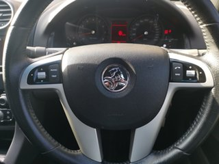 2012 Holden Commodore VE II MY12.5 SV6 Blue 6 Speed Sports Automatic Sedan
