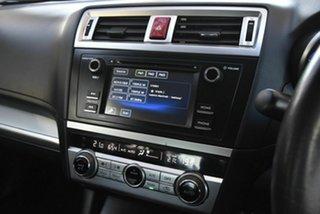 2016 Subaru Liberty B6 MY17 2.5i CVT AWD Grey 6 Speed Constant Variable Sedan