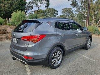 2014 Hyundai Santa Fe DM MY14 Elite Titanium Silver 6 Speed Sports Automatic Wagon