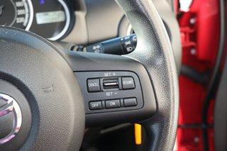 2013 Mazda 2 DE10Y2 MY13 Neo True Red 4 Speed Automatic Hatchback