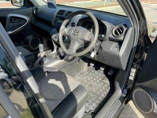 2006 Toyota RAV4 ACA33R CV (4x4) Black 5 Speed Manual Wagon