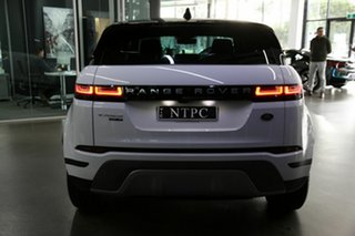 2019 Land Rover Range Rover Evoque L551 MY20 D150 S White 9 Speed Sports Automatic Wagon