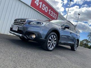 2017 Subaru Outback B6A MY17 2.0D CVT AWD Premium Grey 7 Speed Constant Variable Wagon.