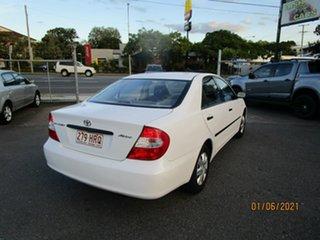 2002 Toyota Camry ACV36R Altise White 4 Speed Automatic Sedan