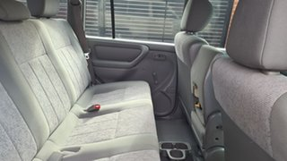 2006 Toyota Landcruiser HZJ105R Upgrade (4x4) White 5 Speed Manual 4x4 Wagon