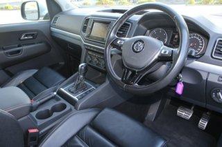 2017 Volkswagen Amarok 2H MY17 V6 TDI 550 Highline Silver 8 Speed Automatic Dual Cab Utility