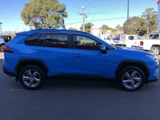 2019 Toyota RAV4 Mxaa52R GXL 2WD Eclectic Blue 10 Speed Constant Variable Wagon.