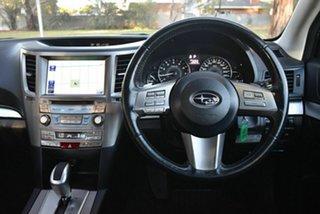 2011 Subaru Liberty B5 MY11 2.5i Lineartronic AWD Grey 6 Speed Constant Variable Sedan