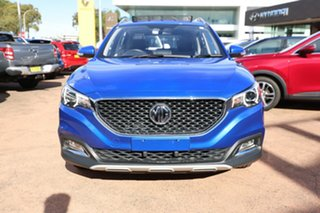 2018 MG ZS Essence Blue 6 Speed Automatic Wagon