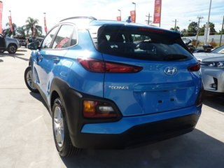 2019 Hyundai Kona OS.2 MY19 Active 2WD Blue Lagoon 6 Speed Sports Automatic Wagon.