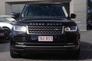 2014 Land Rover Range Rover L405 14.5MY HSE Black 8 Speed Sports Automatic Wagon